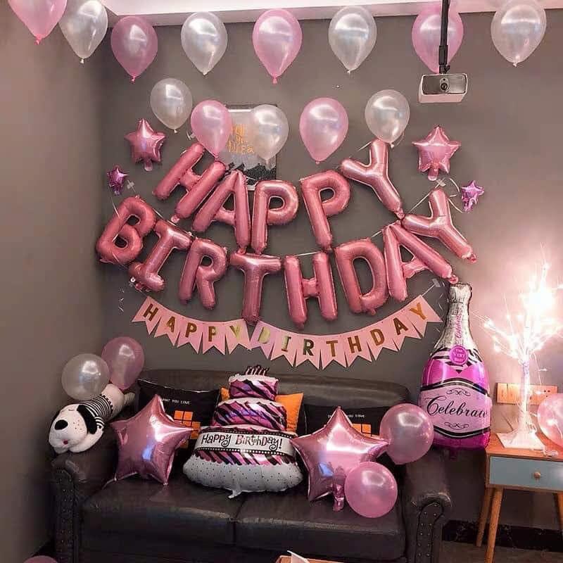 phụ kiện trang trí sinh nhật