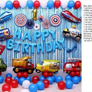 trang trí sinh nhật cho con